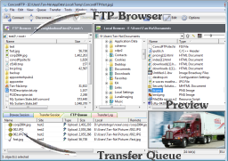 Click to view FileStream ConcordFTP 5.0.003071 screenshot