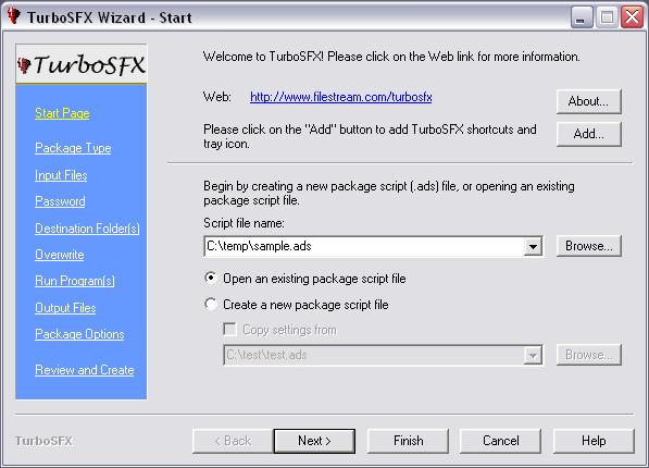TurboSFX Screenshot1